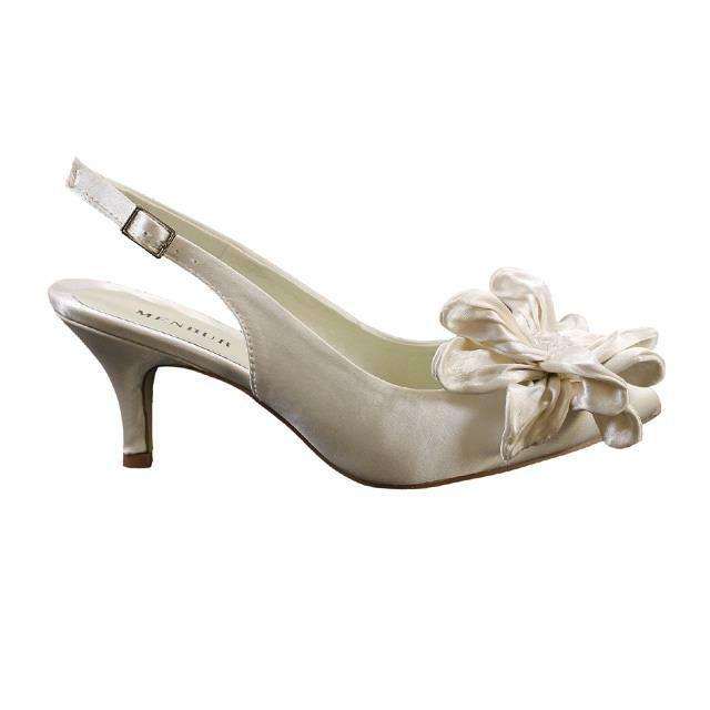 Beispiel: Schuhe für Bräute mit Stil, Foto: SchuhLiebe.