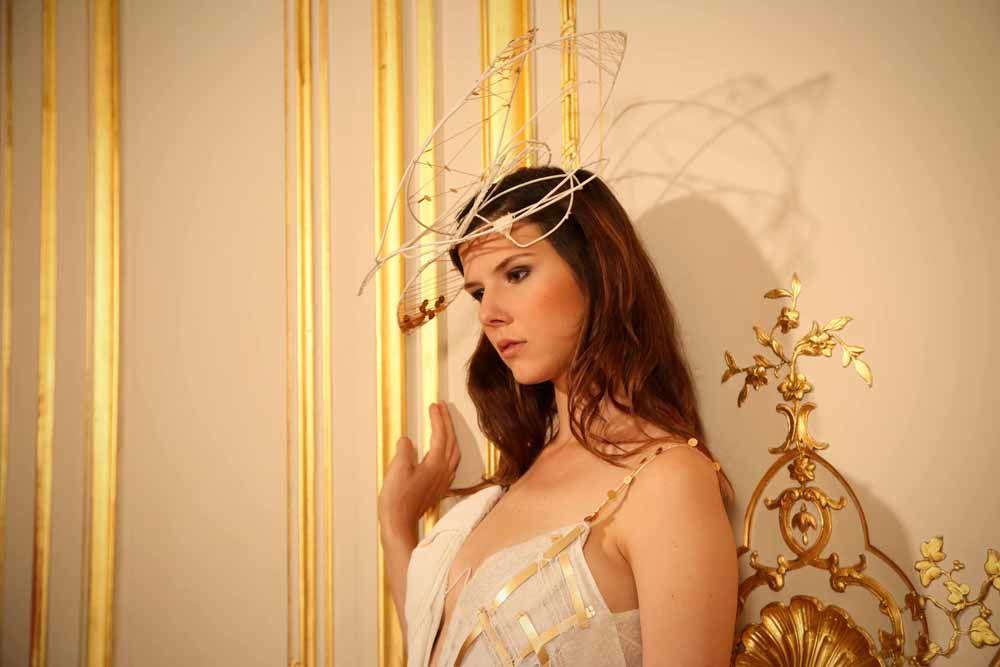 Beaumenay Joannet Paris -robe de mariée haute couture