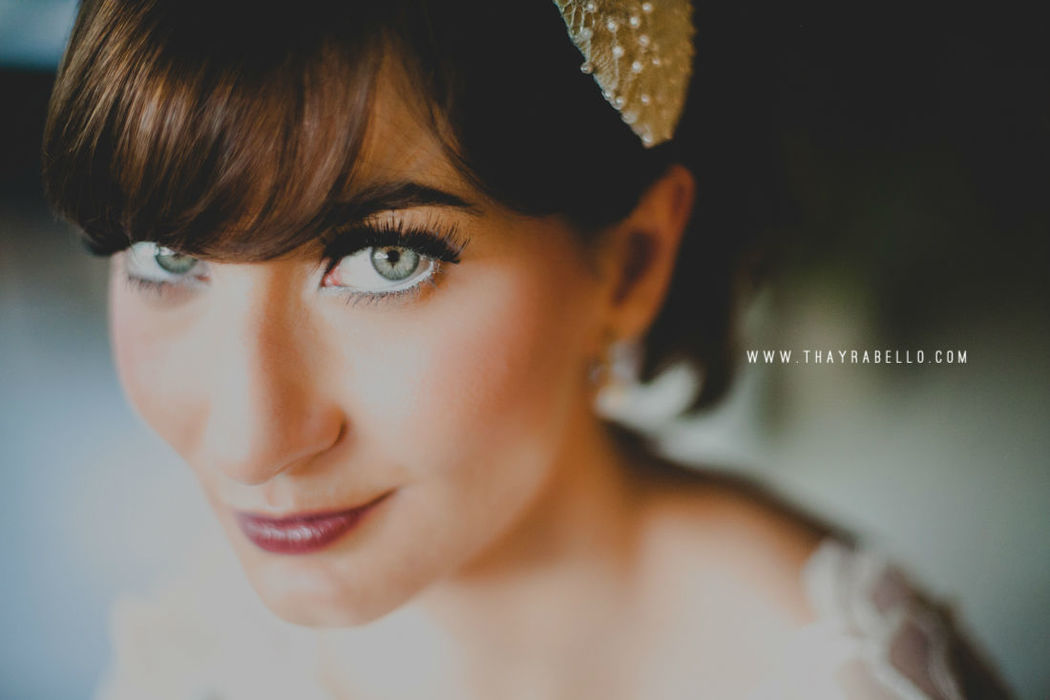 Thay Rabello Fotografia - Ensaio Oficina das Noivas. Beleza: Eduardo Jônata/ Vestido: Fafi Vasconscelos