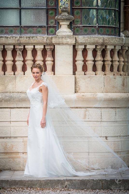 robe ETERNELLE - collection  Mariées de Provence 2017