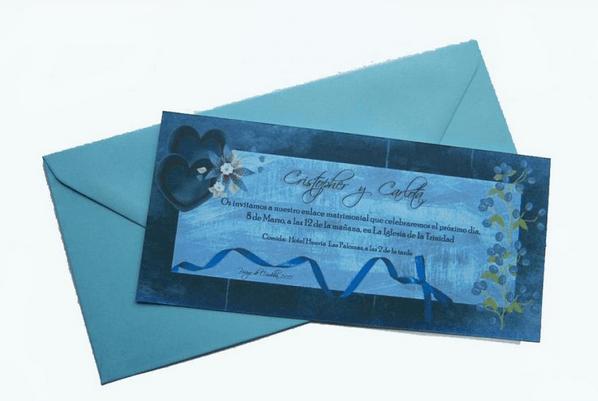 Davy & Fanny Invitaciones