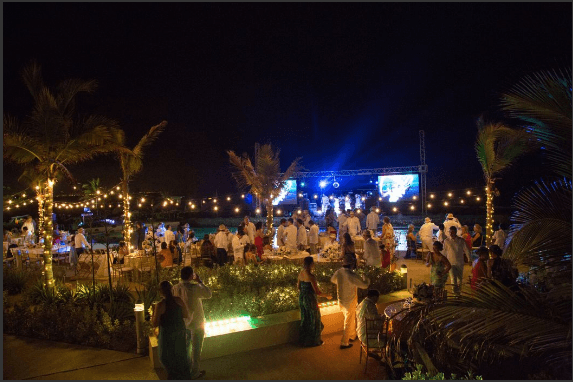 Next Entertainment Colombia Ltda produccion Bodas 2017Lugar : Karibana Beach Golf