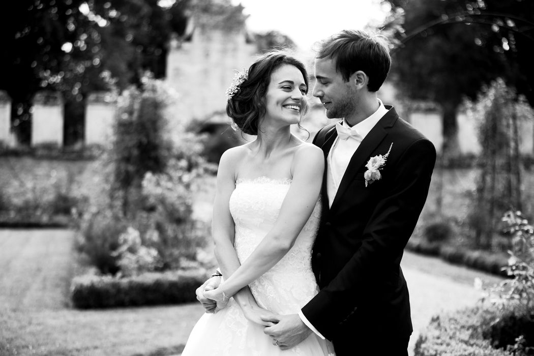 Mariage à l'abbaye de Chaalis
