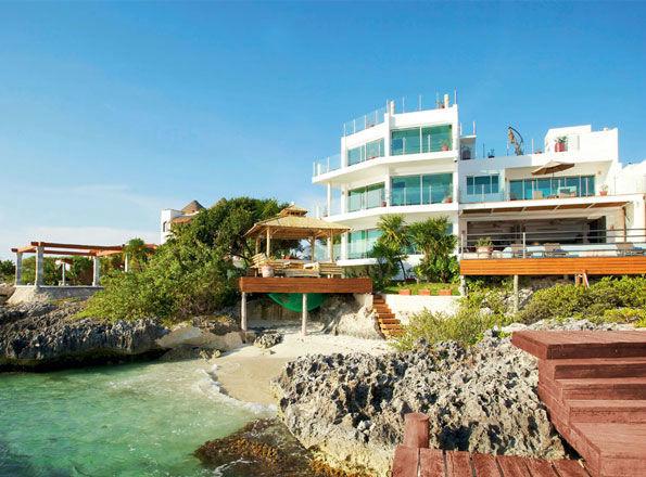 Hotel para lunas de miel - Foto Dream Luxury Beachfront Villa