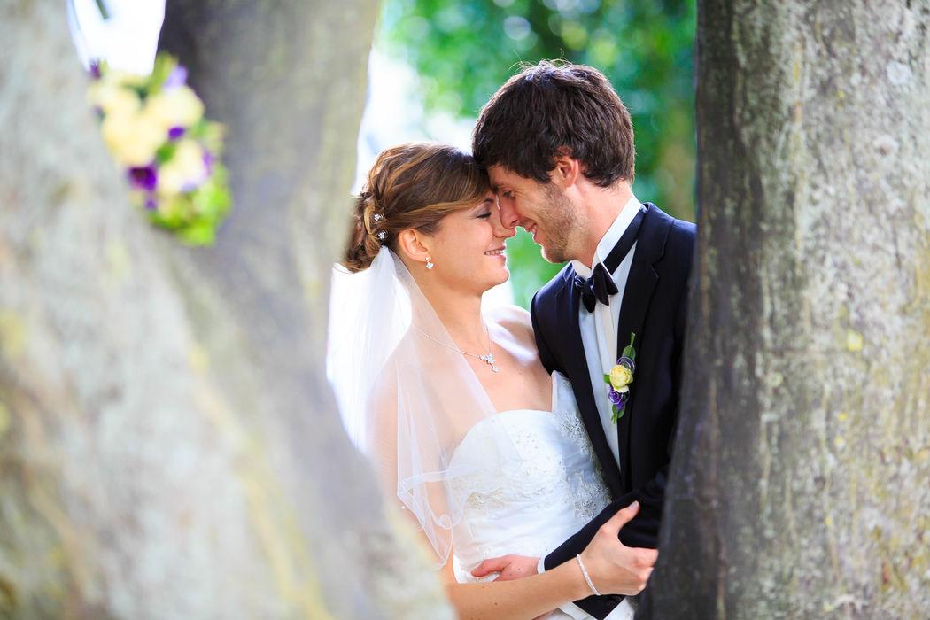Beispiel: Portraitfotografie, Foto: Hochzeitsfotos - Augsburg Stadt & Land.