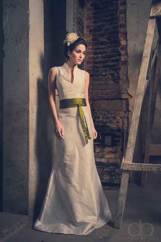 Modell Ada ohne Ärmel, Foto: David Pinzer