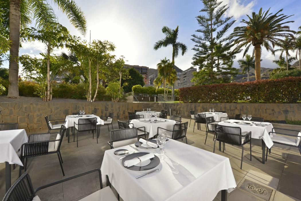 Terraza Restaurante Los Menceyes