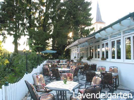 Beispiel: Lavendelgarten, Foto: AKZENT Aggertalhotel Zur alten Linde.
