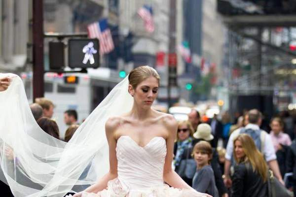 White Wedding Sposa
