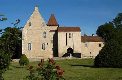 Chateau de la Mothe de Vicq