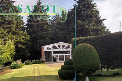 Casalot, Salón, Jardines y Terrazas