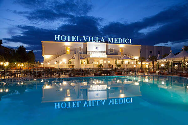 Hotel Villa Medici