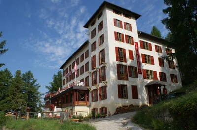 Le Grand Hôtel Chandolin - Gruppenhaus