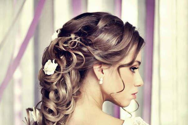 Peinado Maquillaje Novias