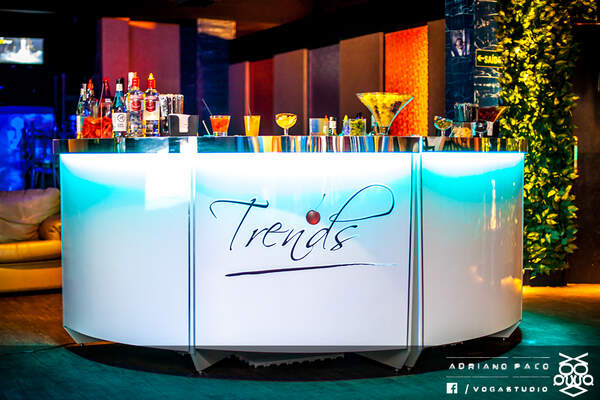Trends Bar – Caipis e Drinks