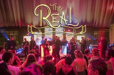 The Real Band - Alejandro Angel