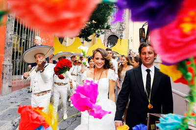 San Miguel Weddings