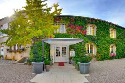 htel restaurant la bergerie - Chateau De Wendel Hayange Mariage