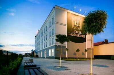 Sala weselna Lamberton Warszawa