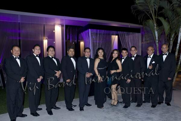 Vip Band Internacional Orquesta