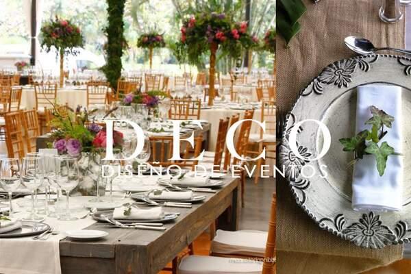 DECO Diseño de Eventos