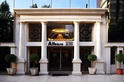 Hotel Alfonso XIII - Cartagena