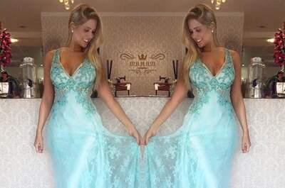Luxo de Festa Vestidos