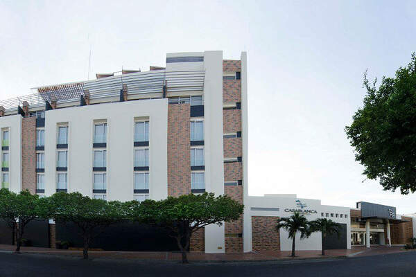Hotel Casa Blanca - Cúcuta