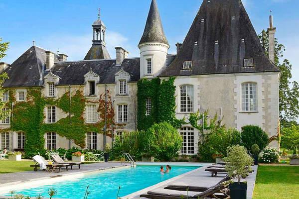 Chateau le Mas de Montet