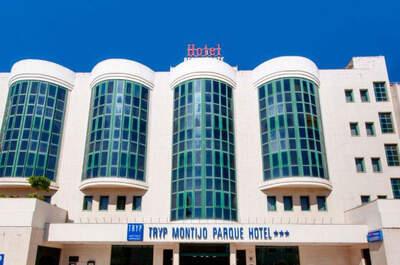 TRYP Montijo Parque Hotel
