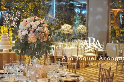 Ana Raquel Arango Arquitectura de Eventos