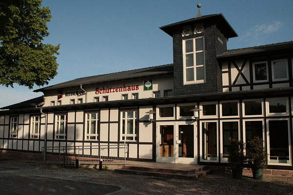 Schützenhaus Bürgel