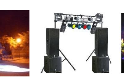 Conforma - Iluminación y Sonido