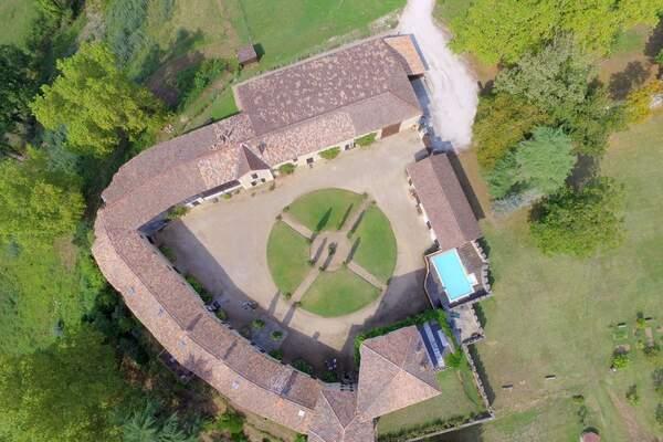 Château d'Auros
