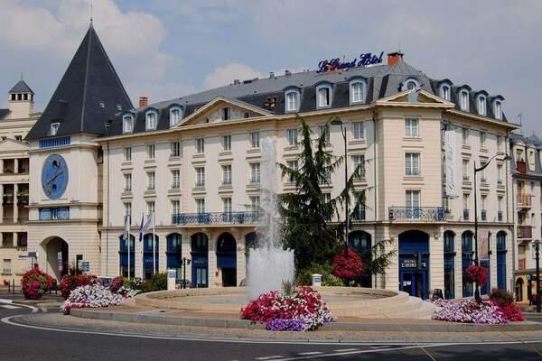 Le Plessis Grand Hôtel