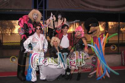 Circus Night