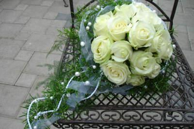 Haus Blumengeschäft und Gärtnerei