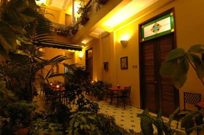Hotel Casa la Fe Cartagena