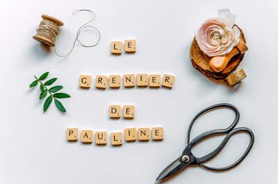 Le Grenier de Pauline  - Faire-Part