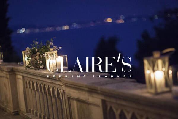 Claire's Wedding Planner