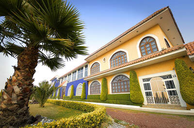 Jardín Hacienda de los Ángeles