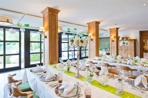 Michaeligarten Restaurant & Biergarten