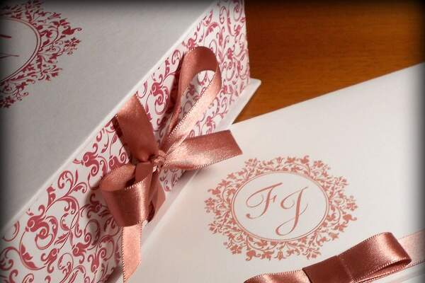 Papel di Mel Convites Personalizados