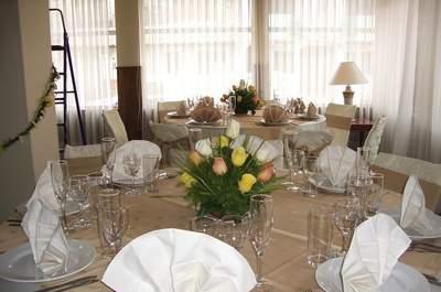 Salón Principal - Hotel El Tumi