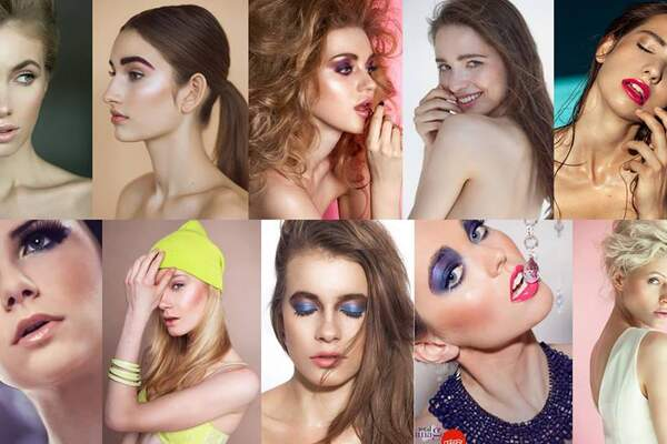 Olga Staniewska make up artist