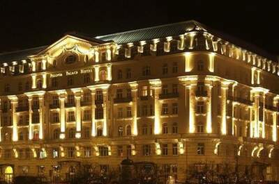 Sala bankietowa Hotelu Polonia Palace