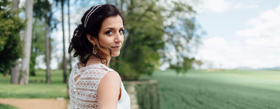 Margot Dumas Maquillage / Photographe : Stéphanie Lapierre