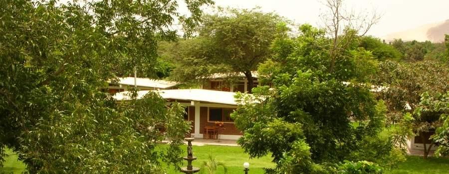 Fundo Hotel El Arrabal