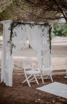 décoration arche