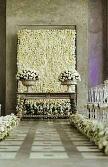 Bash Design Altar Boda